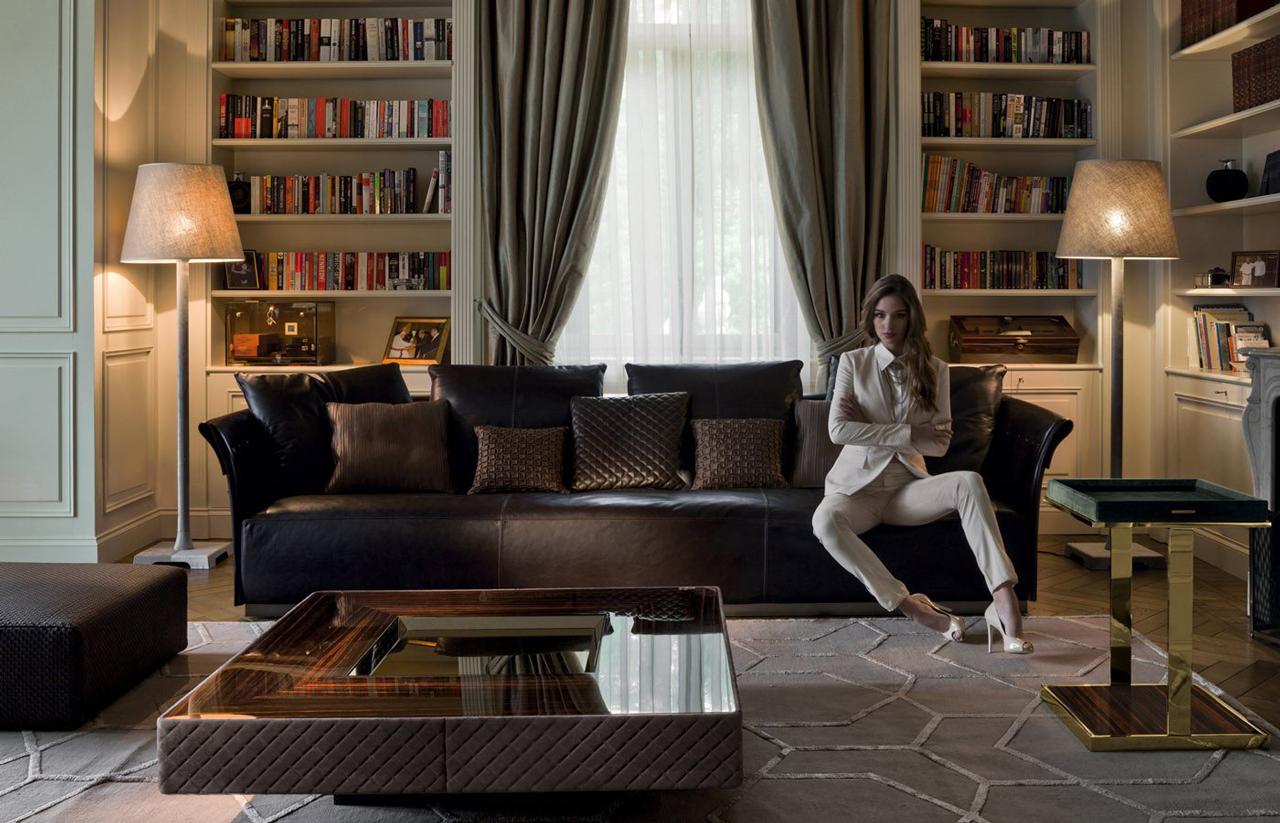 Longhi: eleganza e lusso