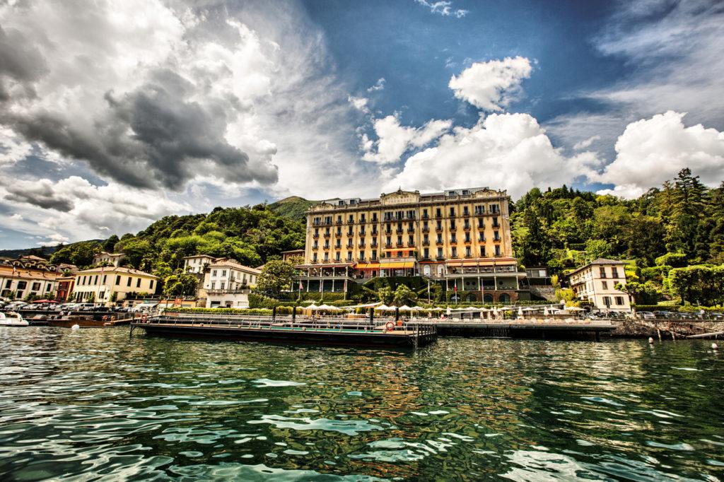 Grand Hotel Tremezzo : 110 years of Italian hospitality