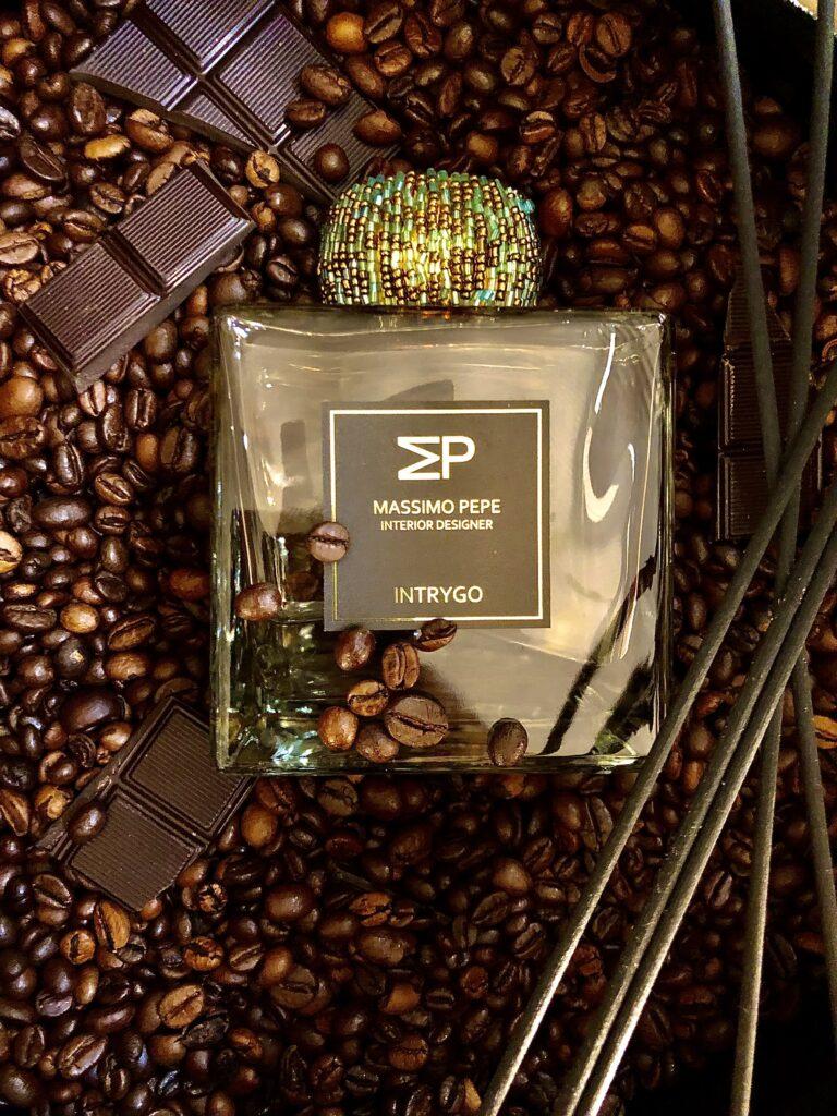 Massimo Pepe interior designer – home fragrance