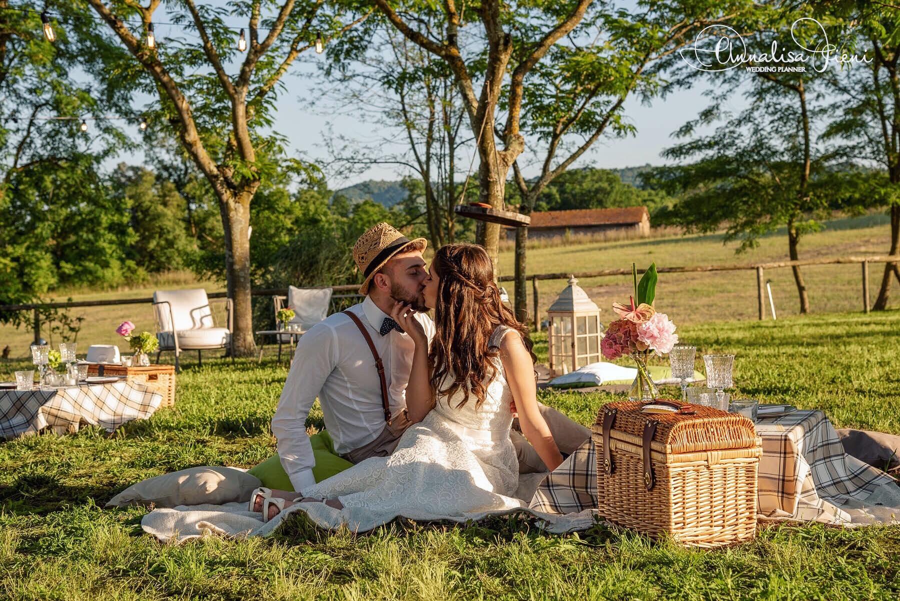 Annalisa Fieni wedding planner